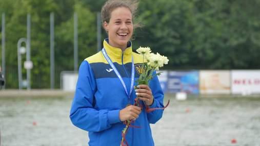 Українка Лузан стала чемпіонкою Європи з веслування