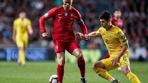 Не Роналду, – Маліновський назвав найсильнішого гравця, проти якого грав в Серії А