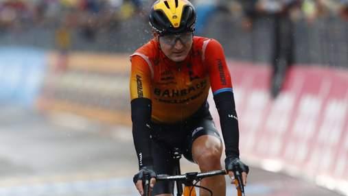 Історична перемога українця: велосипедист Падун переміг на етапі Critеrium du Dauphinе