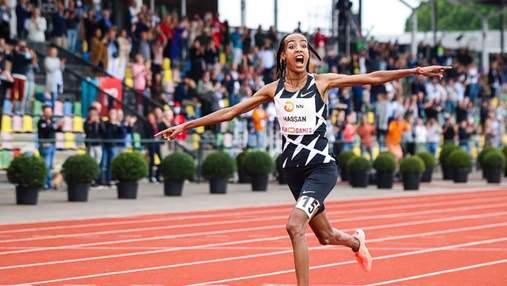 Сифан Хассан установила мировой рекорд на дистанции 10 тысяч метров