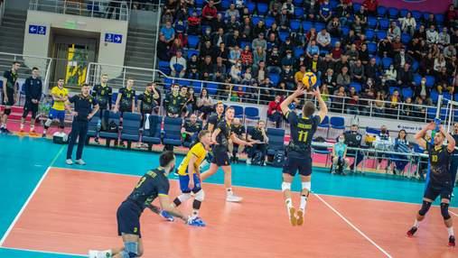 Сборная Украины победила в четвертом матче подряд Золотой Евролиги