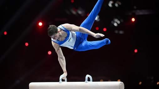 Україна завоювала 11 медалей на етапі Кубка світового виклику зі спортивної гімнастики