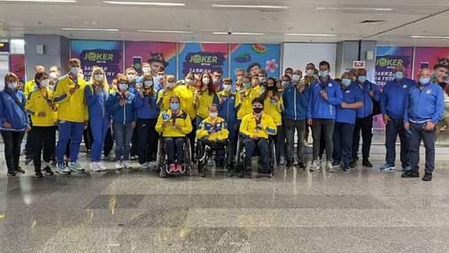 Украина выиграла 39 медалей на Паралимпийских Евро по легкой атлетике
