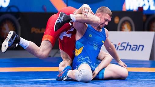 Украинский борец Михайлов завоевал бронзовую медаль на Poland Open перед Олимпиадой