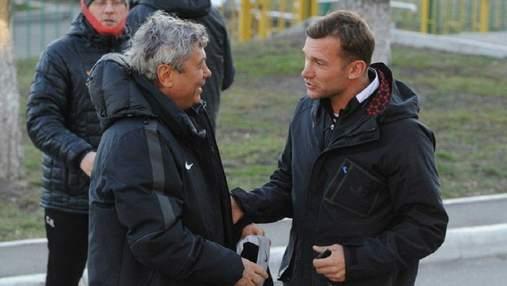 Луческу может помочь сборной Украины на Евро-2020