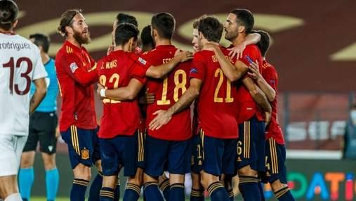 Іспанія – Швеція: хто здобуде першу перемогу на Євро-2020 – прогноз