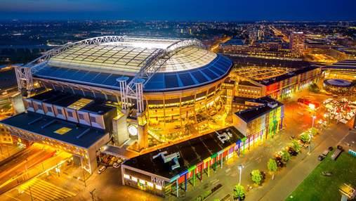 Стадион в Амстердаме, где сыграет сборная Украины на Евро-2020: что о нем стоит знать