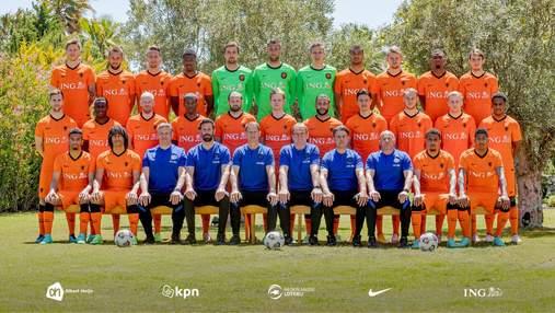 Нидерланды Де Бура или Украина Шевченко: какая сборная сильнее на Евро-2020
