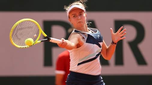 Барбора Крейчикова виграла Ролан Гаррос, здолавши росіянку у фіналі