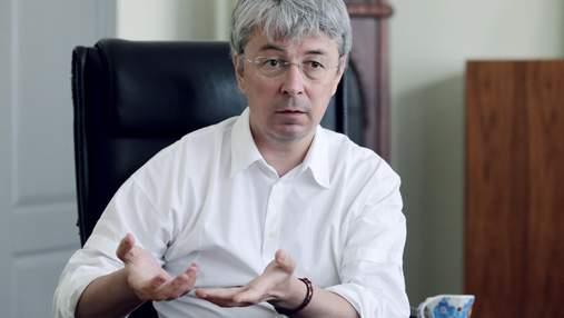 Хватит нас учить, посмотрите на себя, – Ткаченко о заявлениях российских властей