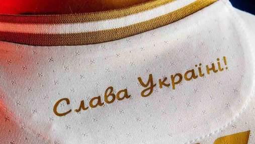 Заметили только после реакции россиян, – Овдиенко о скандале по поводу формы сборной Украины