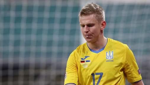 Мов стіна: Зінченко відзначився фантастичним показником у матчі з Нідерландами