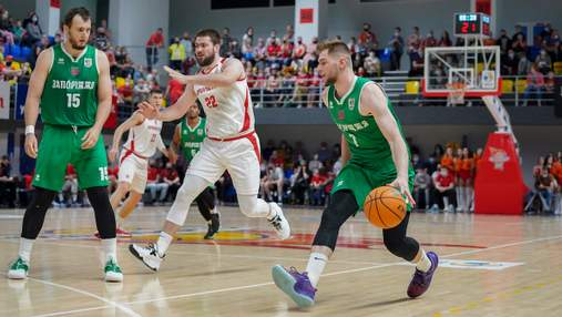 Прометей втретє обіграв Запоріжжя та став чемпіоном України з баскетболу