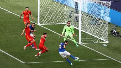 Італія мінімально перемогла Уельс та може стати суперником України в 1/8 фіналу Євро-2020: відео