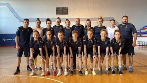 Женская сборная Украины по футзалу против Польши: онлайн-трансляция матча