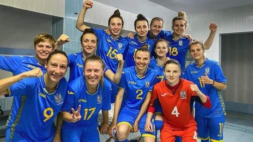 Жіноча збірна України з футзалу вдруге переграла Польщу у матчі з 9 голами: відео