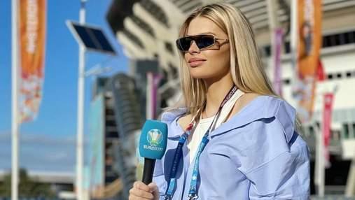 Вагітна дружина Зінченка показала ефектне фото перед матчем України з Північною Македонією