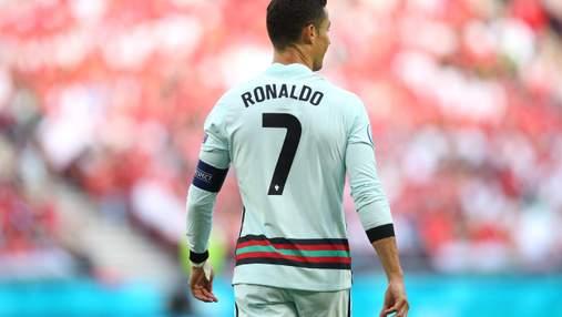 """Удар по спонсорах Євро-2020: в УЄФА вимагають припинити """"флешмоб"""", який розпочав Роналду"""
