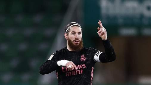 Рамос в слезах попрощался с Реалом: капитан назвал причины своего ухода