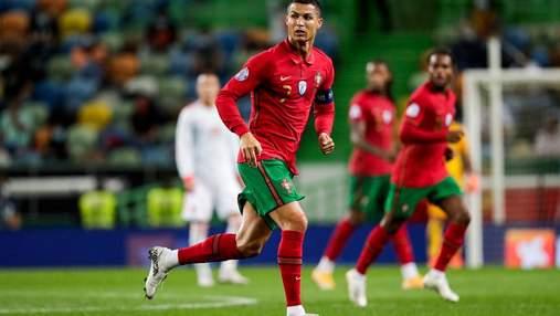 Роналду забил Германии и обновил рекорд по голам на Евро: видео