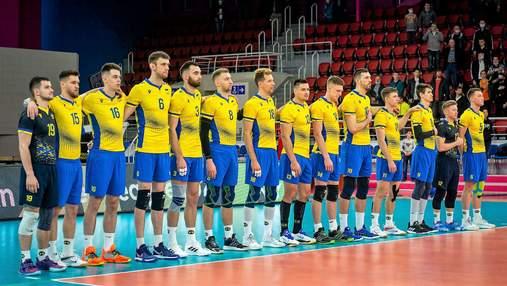 Сборная Украины уверенно одолела Бельгию и вышла в финал Золотой Евролиги