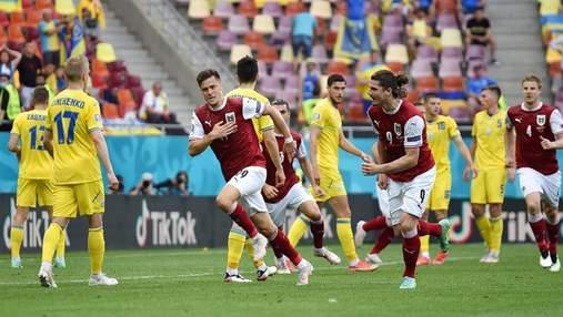 У нас не получалось выйти из обороны, – Забарный рассказал о трудностях в матче с Австрией