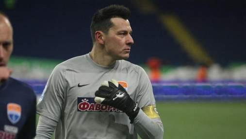 В сборной Украины есть футболисты, которым надо убрать понты, – экс-голкипер команды Худжамов