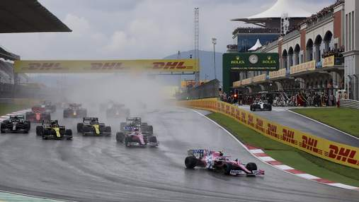 Формула-1 повернула гран-прі Туреччини у календар сезону-2021