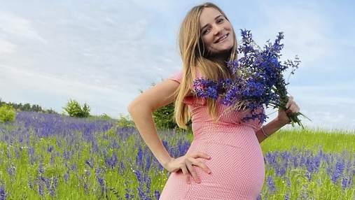 Украинская биатлонистка Юлия Журавок стала мамой