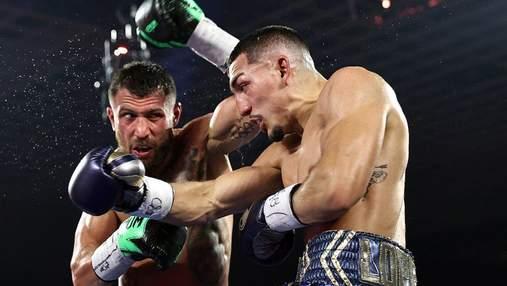 Вигравай свій бій, давай проведемо реванш, – Ломаченко звернувся до Лопеса після бою з Накатані