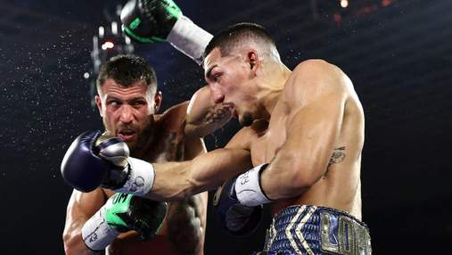 Выигрывай свой бой, давай проведем реванш, – Ломаченко обратился к Лопесу после боя с Накатани