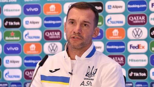 Пока у нас есть шанс, то мы будем работать, – Шевченко о предстоящей игре со Швецией