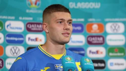 Гордий бути частиною команди, – Довбик подякував українцям за підтримку на Євро-2020