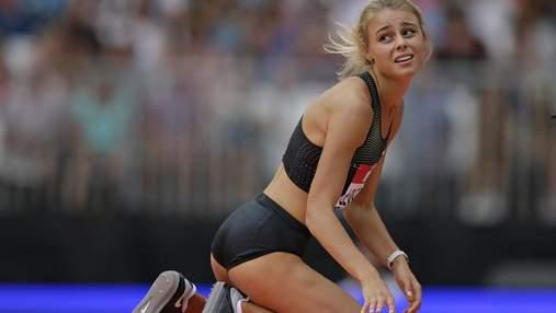 Дякую вам, – перемога України надихнула легкоатлетку Левченко на результат перед Олімпіадою