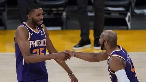 Финикс сенсационно вышел в финал НБА впервые за 28 лет