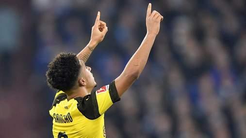 Боруссия Дортмунд объявила о переходе Санчо в Манчестер Юнайтед