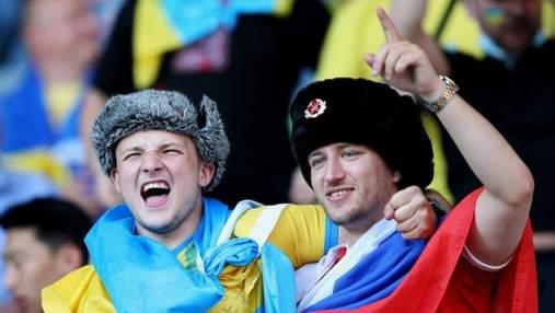 Побиття російського вболівальника на матчі Україна – Швеція: на що він очікував