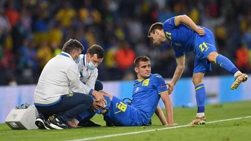 Вояж у Римі відміняється: лікарі заборонили Бєсєдіну летіти на матч Україна – Англія