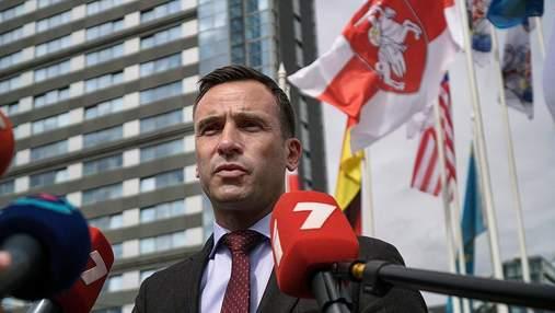 Росія заборонила в'їзд меру Риги, який зняв російський прапор під час чемпіонату світу з хокею