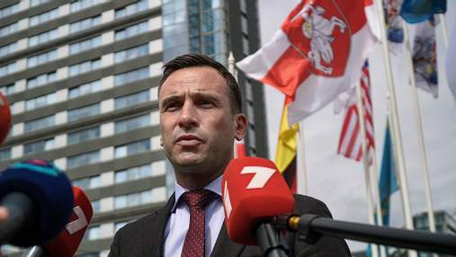 Россия запретила въезд мэру Риги, снявшему российский флаг во время чемпионата мира по хоккею