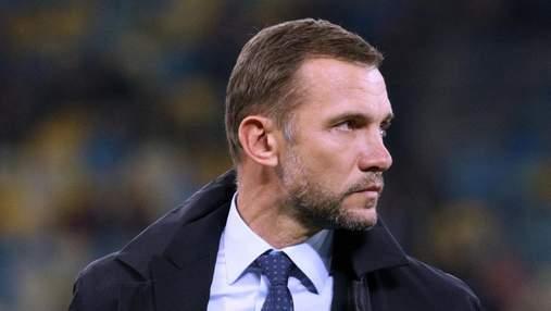 Сегодня сыграли роль эпизоды, где не доиграли до конца, – Шевченко о поражении сборной Англии