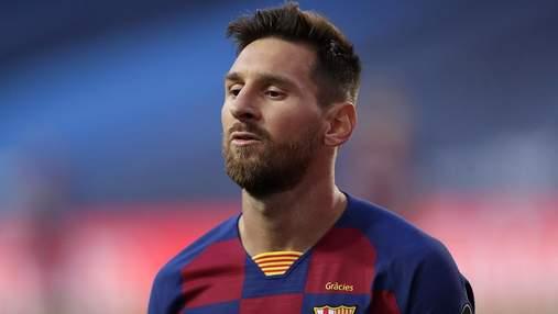 Барселона намагається втримати Мессі: аргентинець поставив фінансовий ультиматум