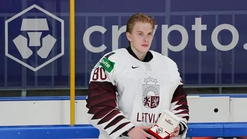 Трагічно загинув хокеїст Матіс Ківленієкс: у нього влучив салют