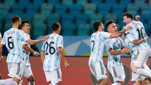 Чи вийде Аргентина у фінал Копа Америка: очікування від матчу з Колумбією