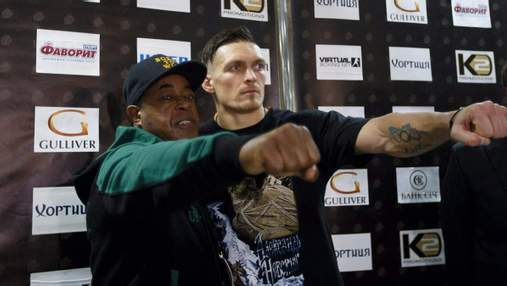 Режь ринг, дави Усика, – экс-тренер украинца дал совет Джошуа