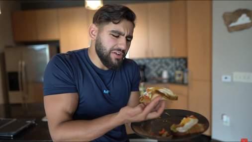 Харчувався як Конор МакГрегор: бодибілдер спробував дієту бійця UFC – відео