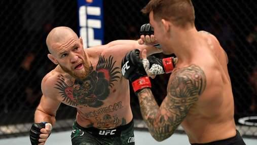 Конор МакГрегор – Дастін Пор'є 3: де дивитися бій UFC