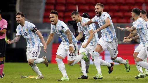 Аргентина виграла Копа Америка, Мессі здобув перший титул зі збірною