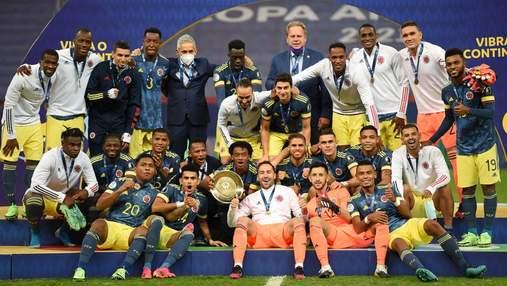 Драма з розкішними голами: Колумбія вирвала 3 місце у Перу на Копа Америка – відео