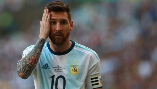 Милота дня: маленькі діти Мессі заспівали на честь перемоги Аргентини на Кубку Америки – відео